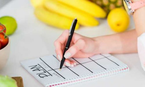 How to Plan Your Diet for Weight Loss