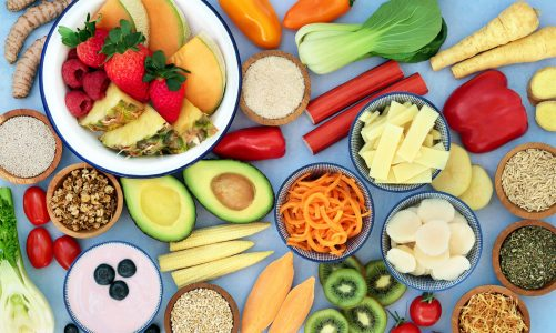 Higher fruit and vegetable intake can reduce the stress of diabetic patients