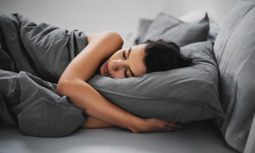 Scientific research shows that if you want to improve your heart health, you might try to sleep 6 to 7 hours a night